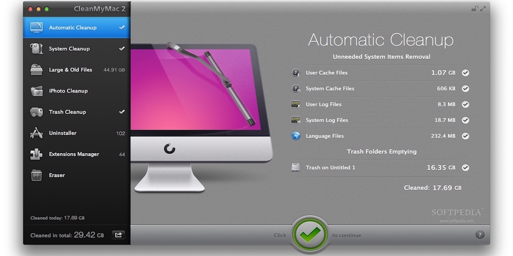 clean my mac promotion code