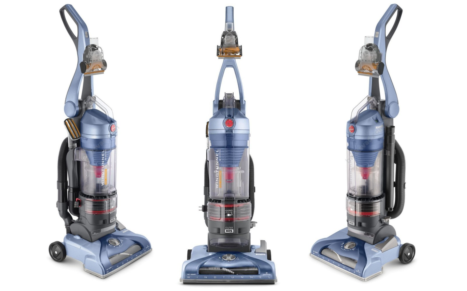 Home: Hoover T-Series Upright Vac $75 (Orig. $150), up to 70% off highly rated Dorcy flashlights from $5 or less, more