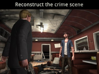 The Trace- Murder Mystery Game-2