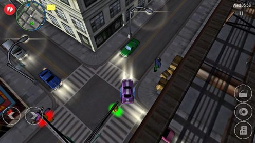 Grand Theft Auto- Chinatown Wars for iOS-3