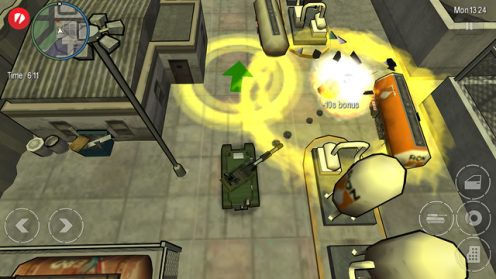 Grand Theft Auto- Chinatown Wars for iOS-4