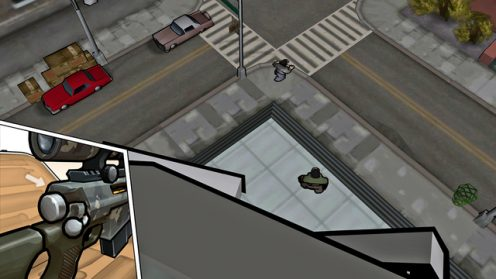 Grand Theft Auto- Chinatown Wars for iOS-5