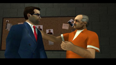 Grand Theft Auto- Liberty City Stories on iOS-3