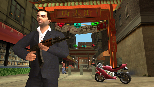 Grand Theft Auto- Liberty City Stories on iOS-4