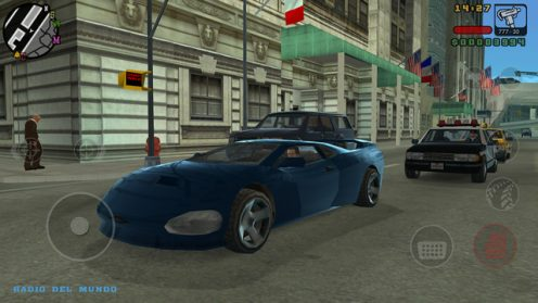 Grand Theft Auto- Liberty City Stories on iOS-5