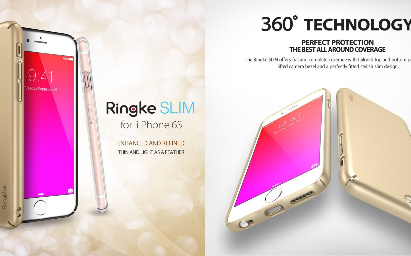 Iphone 6 Plus 9to5toys Rearth Ipod Touch 5 Ringke Lf White