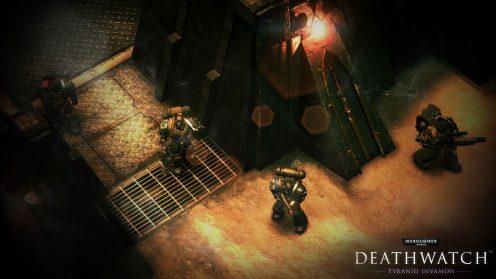Warhammer 40,000- Deathwatch-Tyranid Invasion-2