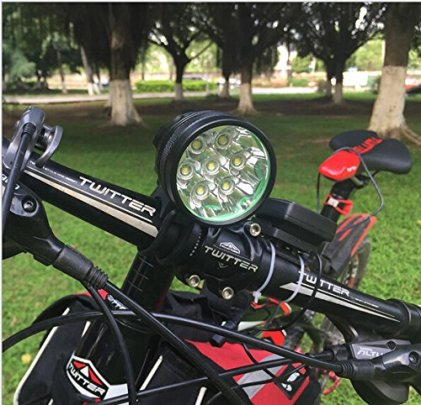 Gugou Waterproof CREE T6 LED Bicycle Light-2
