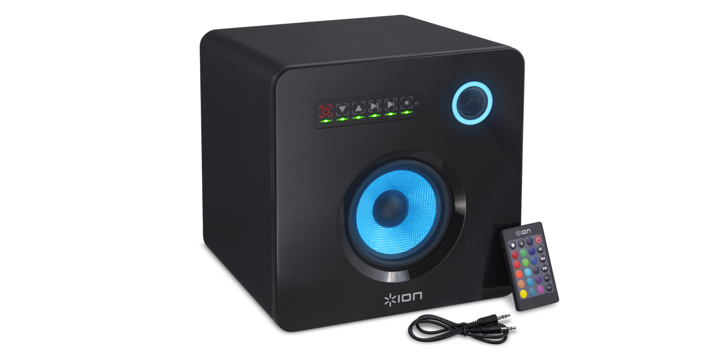 Daily Deals: Ion Flash Cube Bluetooth Speaker $55, Pioneer Elite 7.2-Ch. 4K Home Theater Receiver $450, more