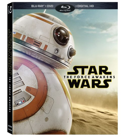 Star Wars- The Force Awakens Blu-ray combo pack-2