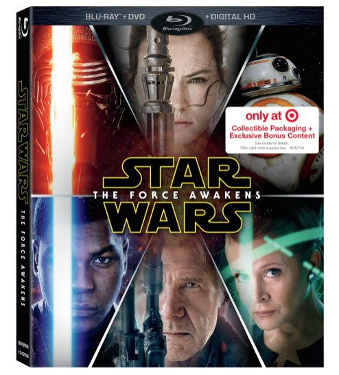 Star Wars- The Force Awakens Blu-ray combo pack-3