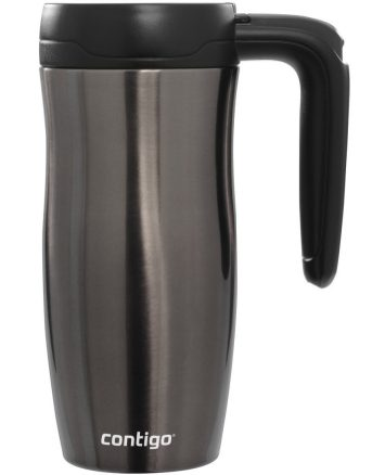 Contigo Autoseal Randolph Stainless Steel Travel Mug with Button Lock-2