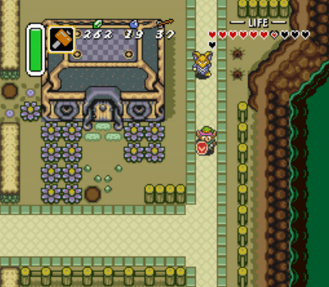 Zelda- A Link to the Past-2