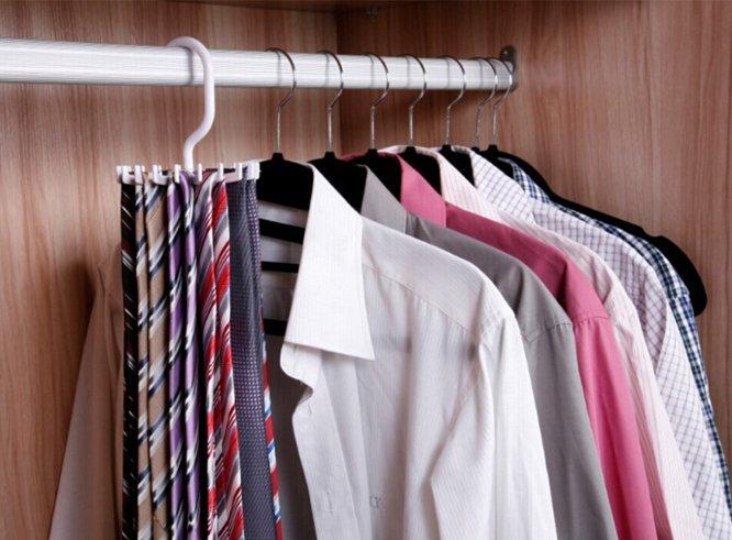ipow rotating tie belt hanger