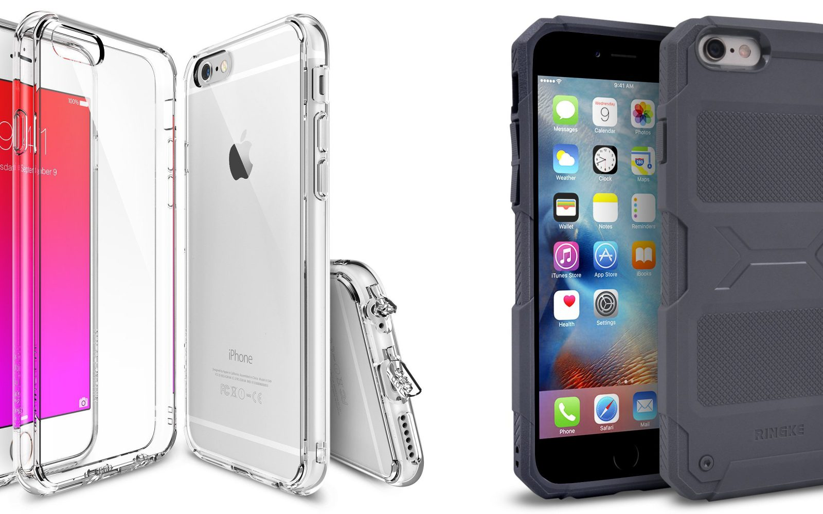 Iphone 6s Plus 9to5toys Case 7 Totu Design Crystal Color Dark Blue Ringke Luvvitt Cases In Multiple Styles Colors From 3 Shipped Reg 10