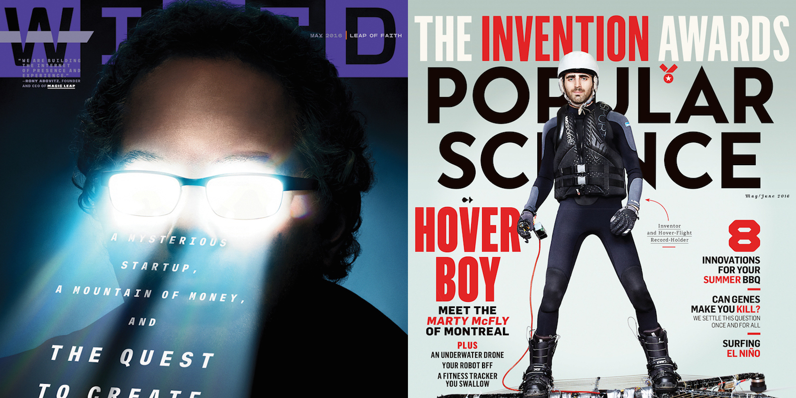 Memorial Day magazine bundles - titles from $4/yr: Wired, GQ, ESPN