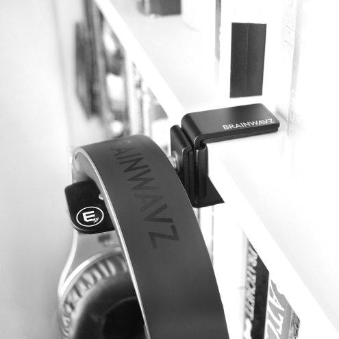 Brainwavz Hengja Headphone Desk Hanger-1