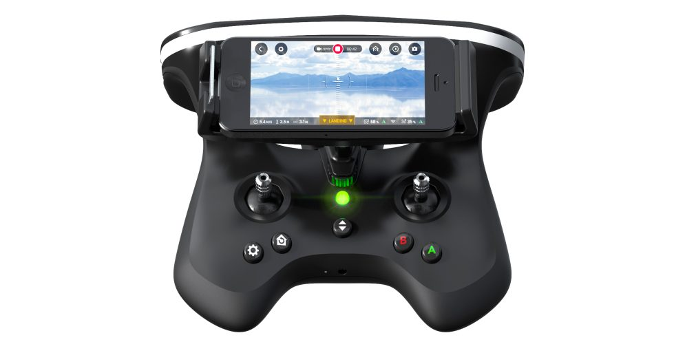 Parrot Skycontroller 2_Packshot_Holder_02