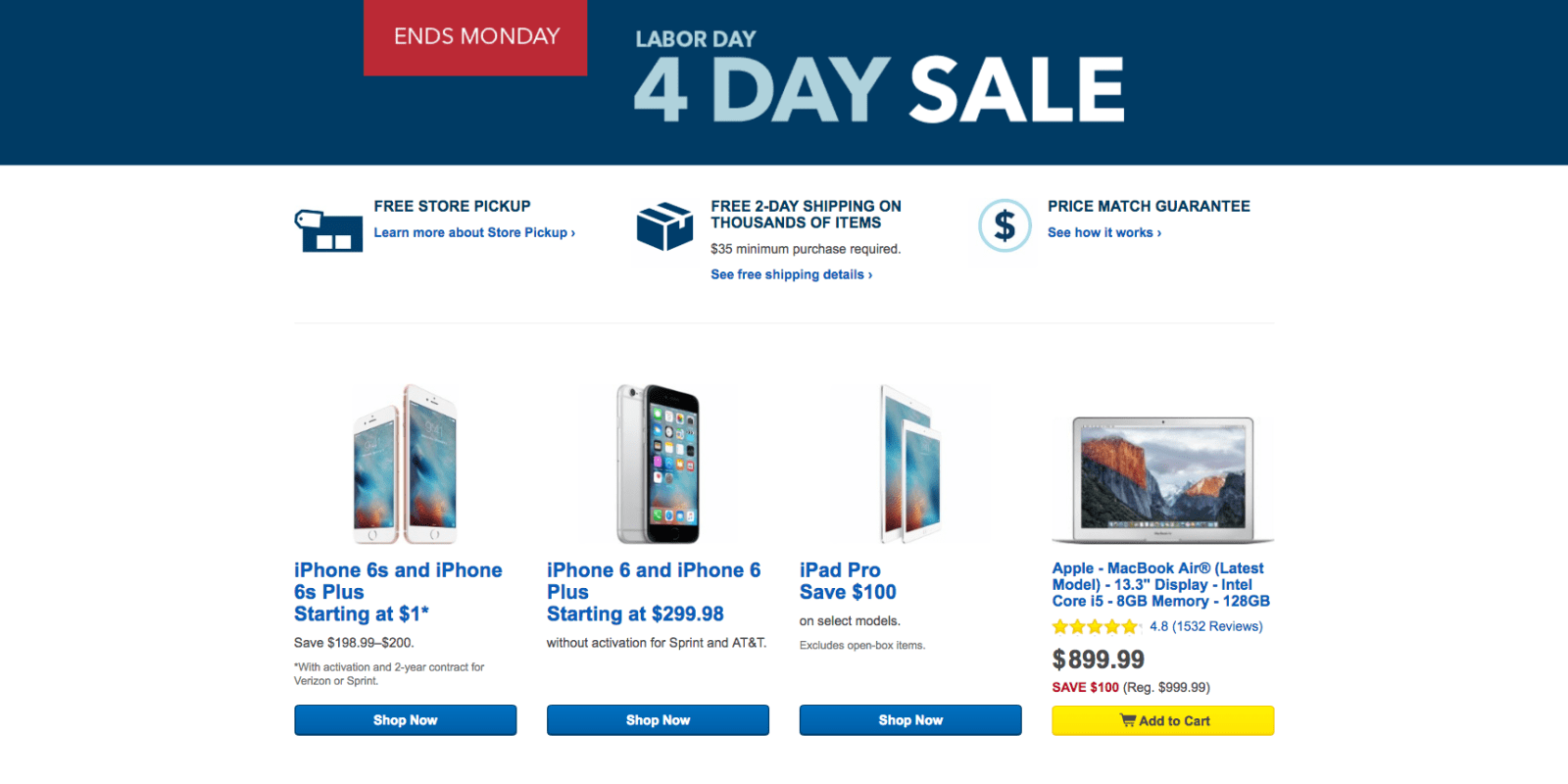Best Buy launches wide-ranging Labor Day sale covering all things ...