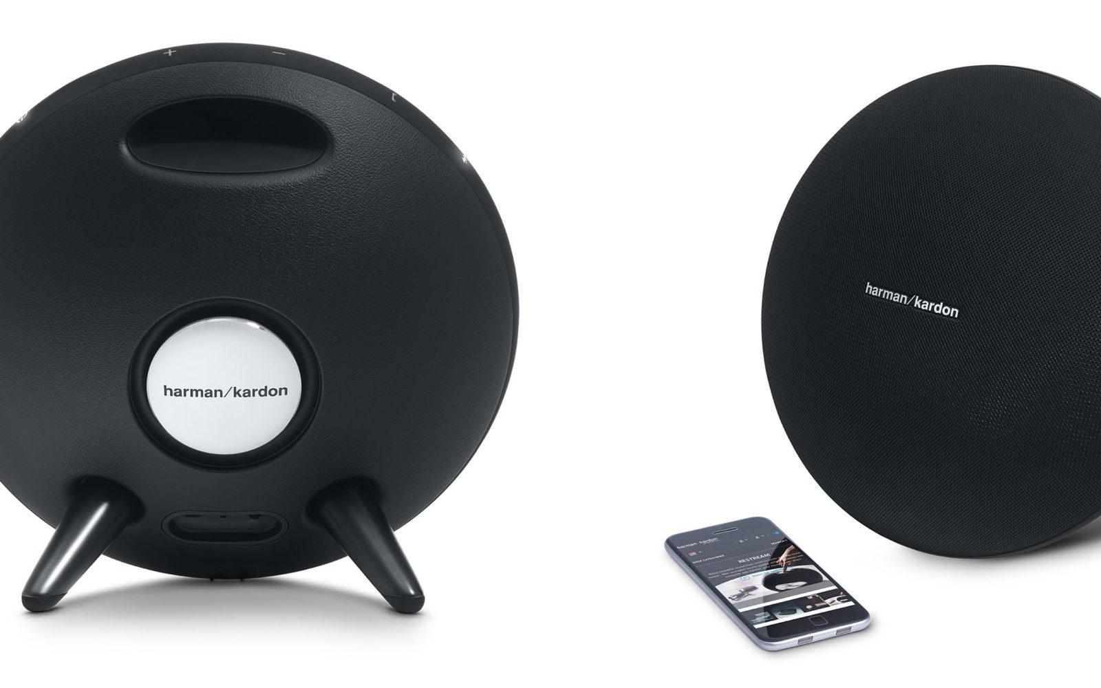 Harman Kardon Onyx Studio 3 Bluetooth Speaker w/ hands-free