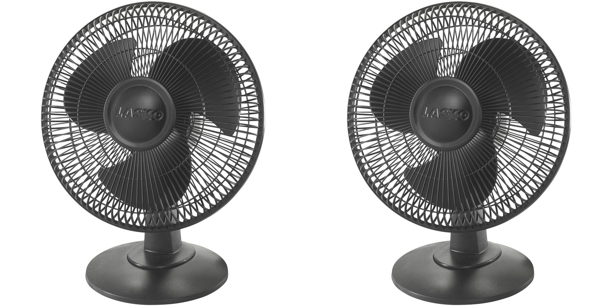 The Lasko 12 Inch Table Fan In Black Just Hit Its Amazon All Time Low  (Prime Only): $19.50 Shipped (Reg. $25+)