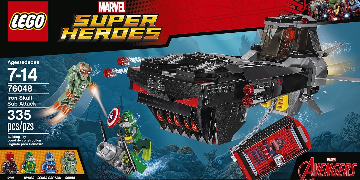 Sets At6 ShippedMarvel Loads Of Starting Amazon Has Lego Prime 0nwOPvm8yN