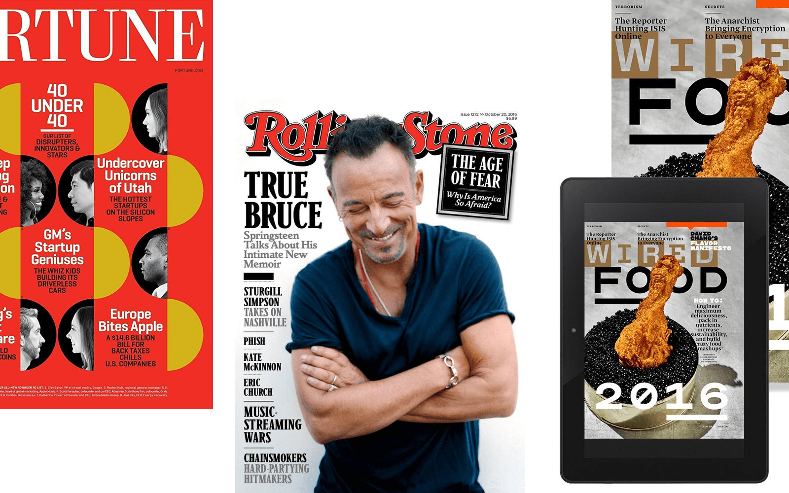 8e35dca217320 Amazon drops a horde of digital and print magazines down to  5  Fortune