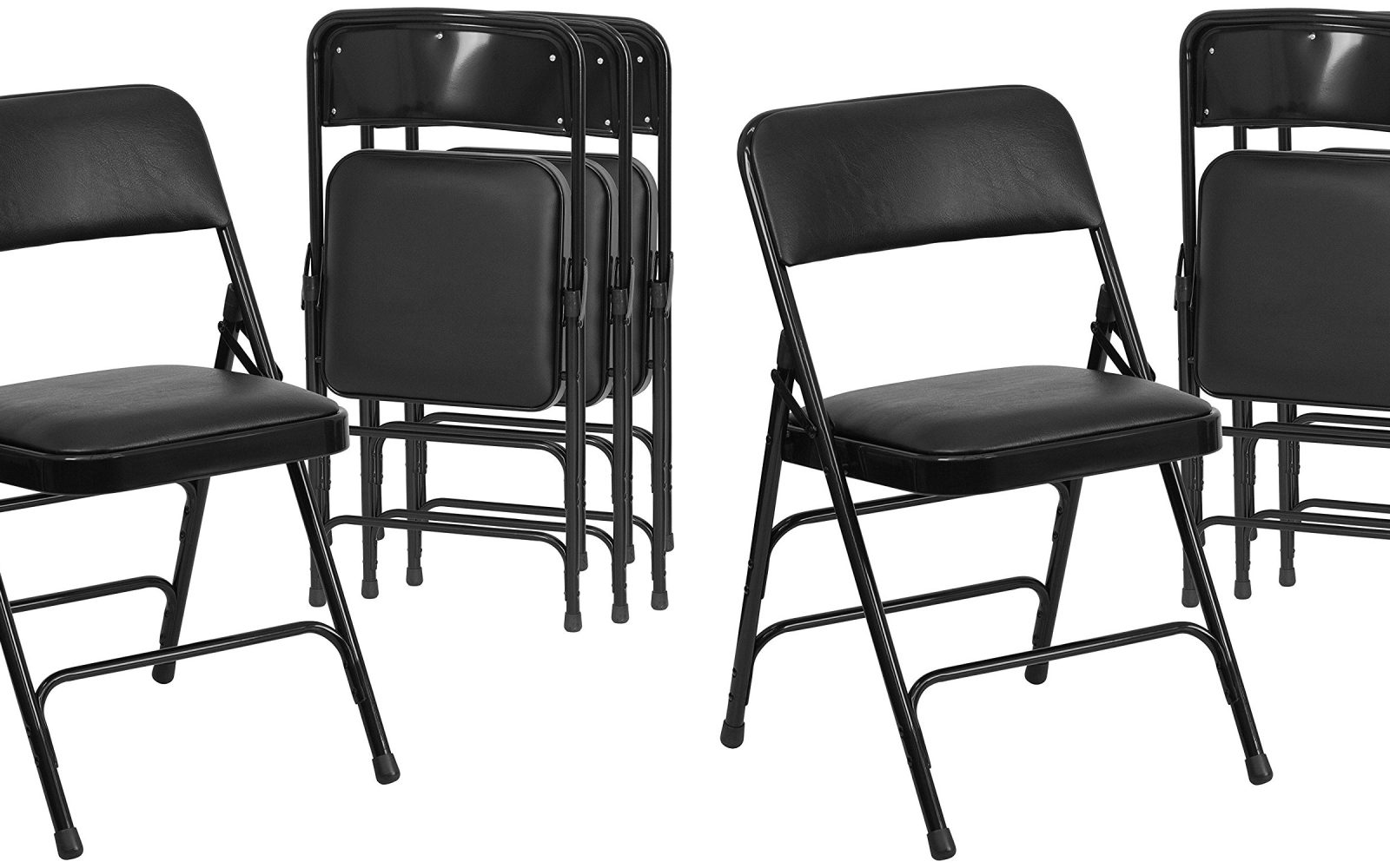 Amazon Is Offering The Hercules Metal Folding Chairs For