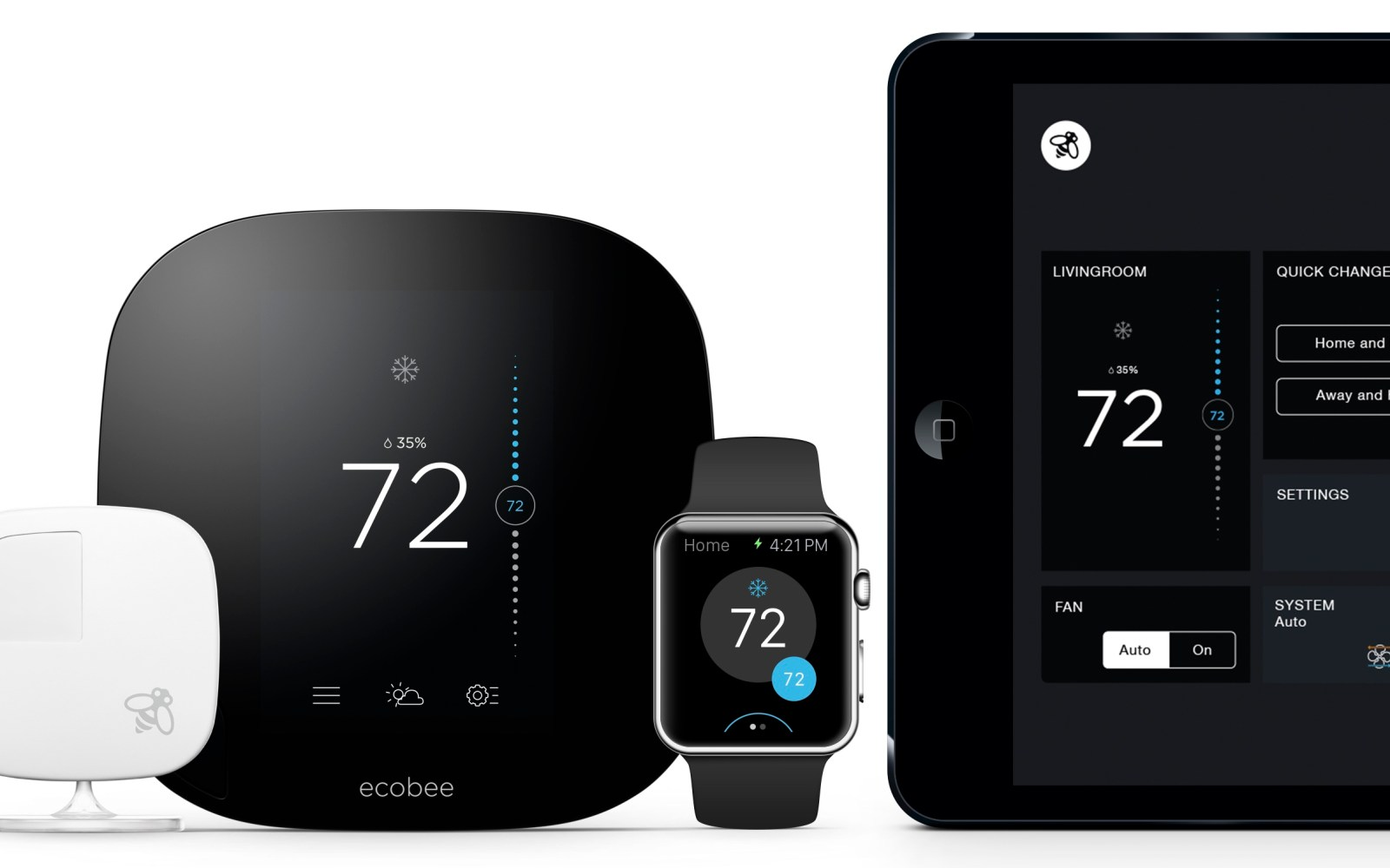 No need to wait, the HomeKit-enabled Ecobee3 Smart Thermostat w/ Sensor just hit Black Friday pricing: $200 (Reg. $249)