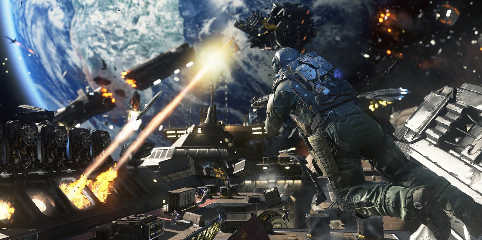 Games/Apps: Call of Duty Infinite Warfare $40, Just Dance