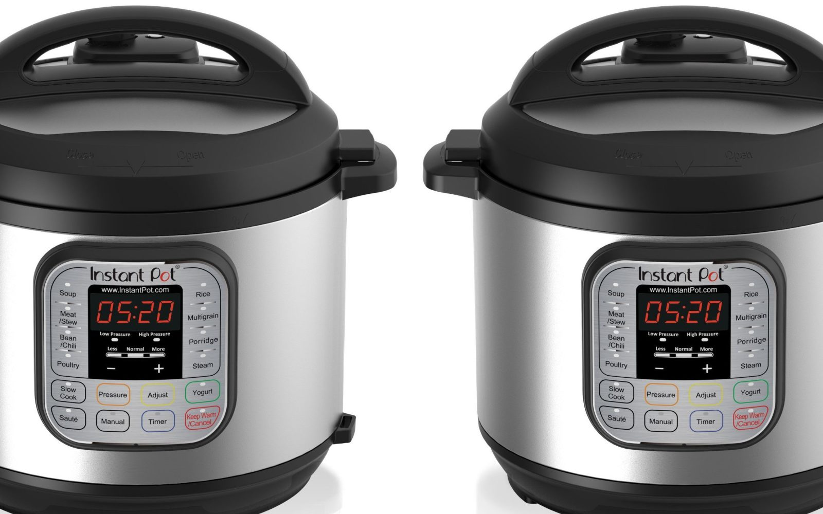 The best-selling Instant Pot Multi-Function Pressure