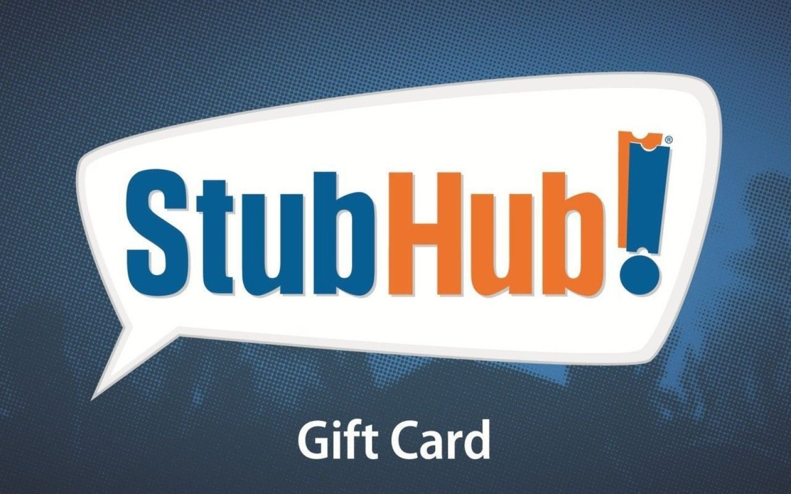 552d3454970 Discounted gift cards make the perfect stocking stuffer – up to 20% off   StubHub