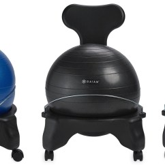 Ball Chair Amazon Metal Rocking Patio Chairs Today Only Is Offering The Popular Gaiam Balance In Multiple Colors For Just 55 Shipped Reg 80