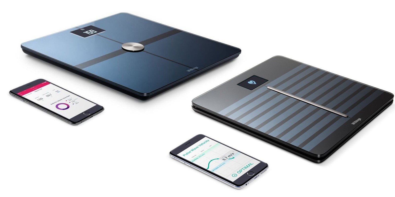 Start 2017 with a best-selling Withings Wi-Fi Body Composition Scale from $78 shipped at Amazon