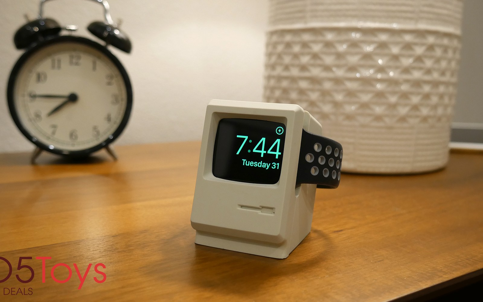 Elago's adorable W3 Apple Watch Stand is back under $10