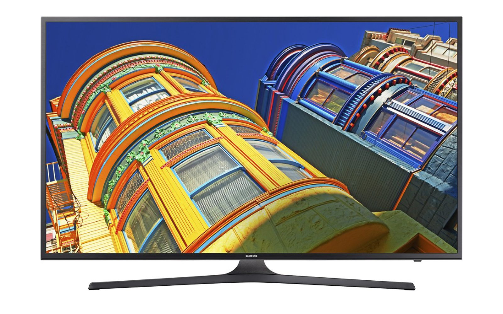 f03cacaad07 Samsung s 65-inch 4K Smart Ultra HDTV is on sale at Best Buy for  900  shipped (Reg.  1