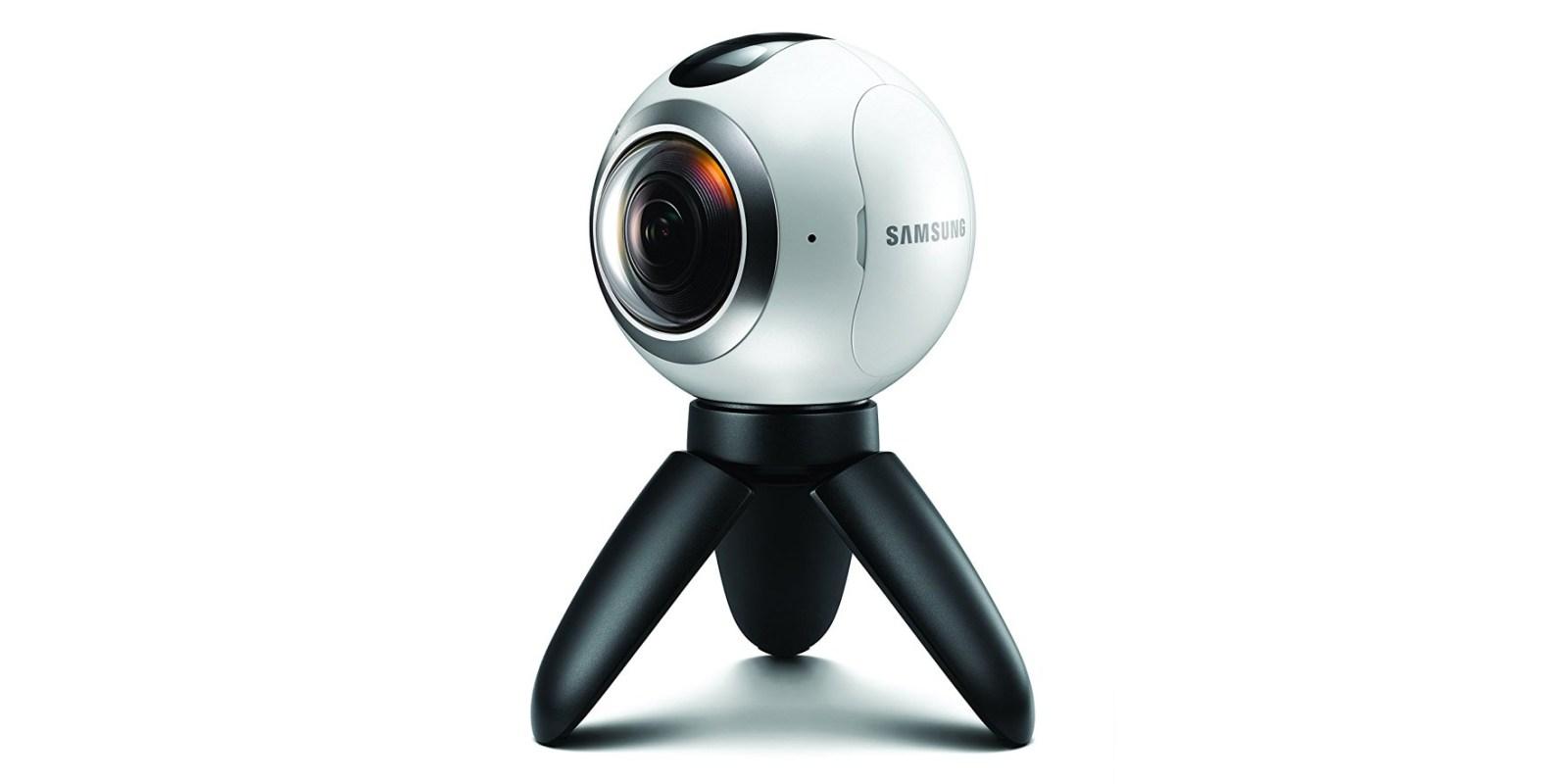 Samsung Gear 360 VR Camera for $110 shipped (Reg. $160)