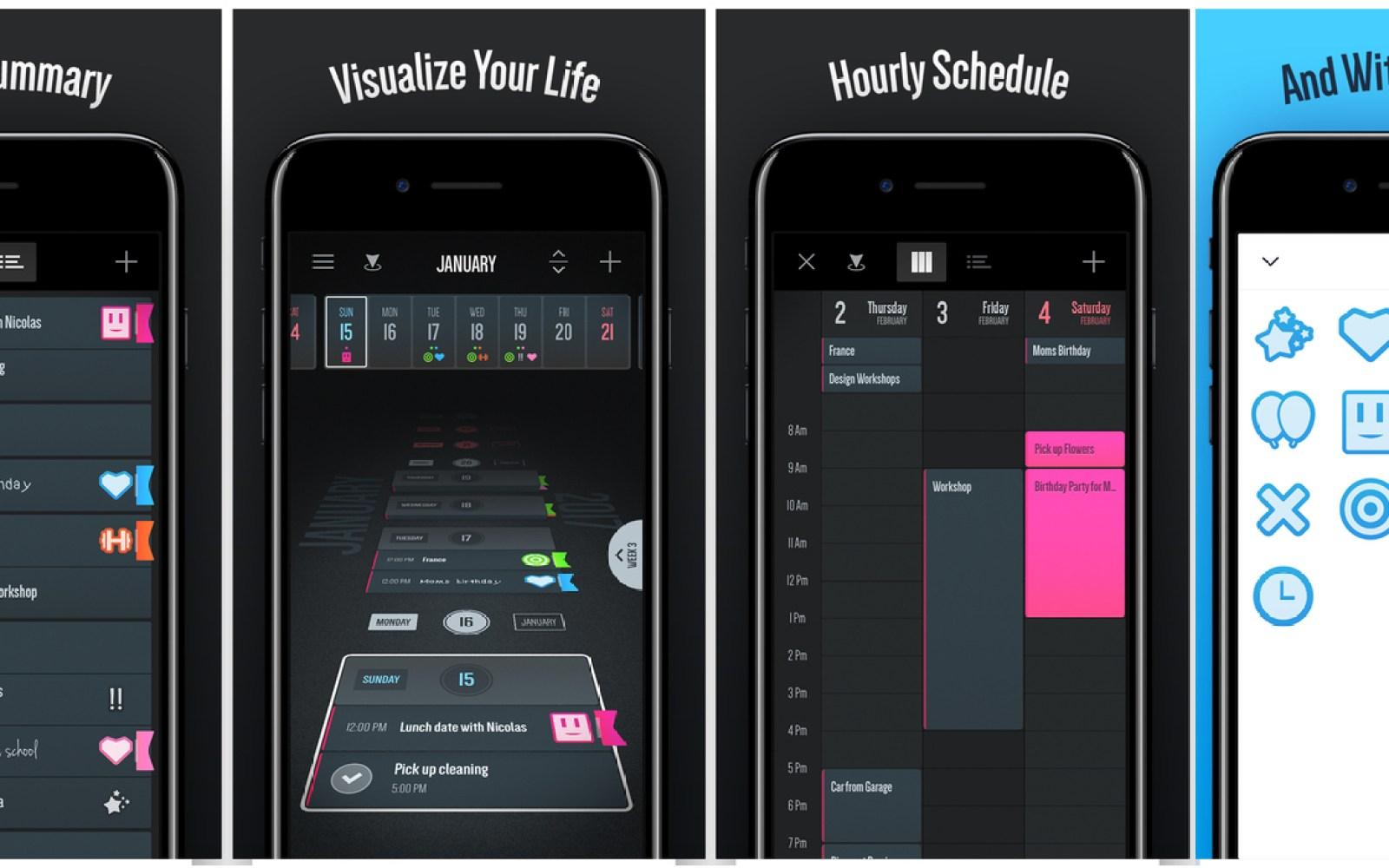 App Store Free App of the Week: the creative Vantage Calendar w/ iCloud sync goes free (Reg. $4)
