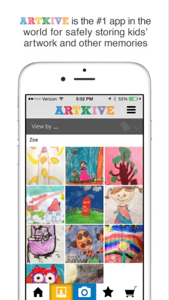 Artkive for iOS-1