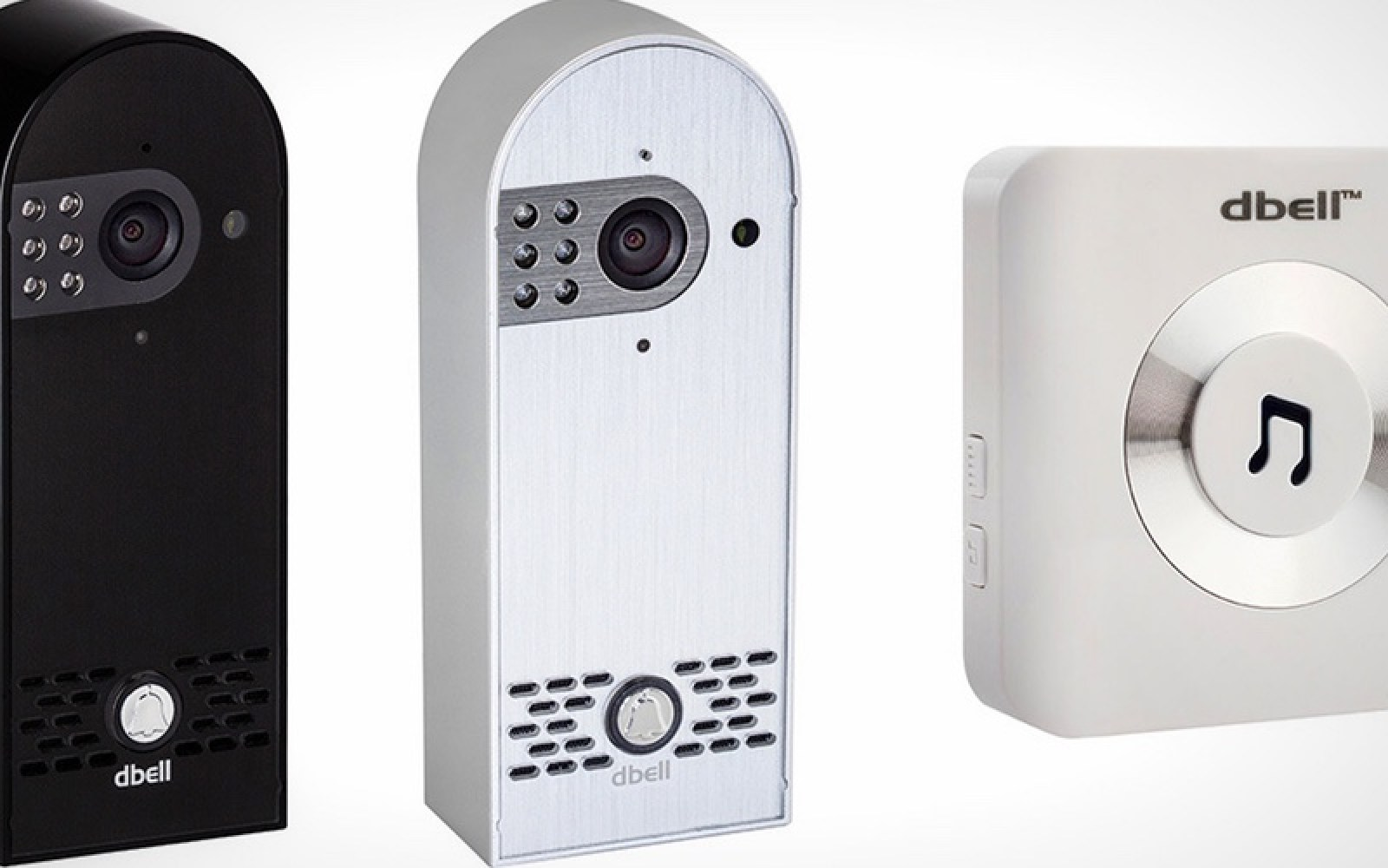 """Dbells's HD Live is the """"smartest Video Doorbell and Security Cam available"""""""