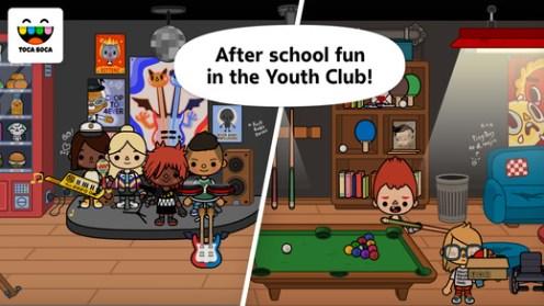 Toca Life- School-2
