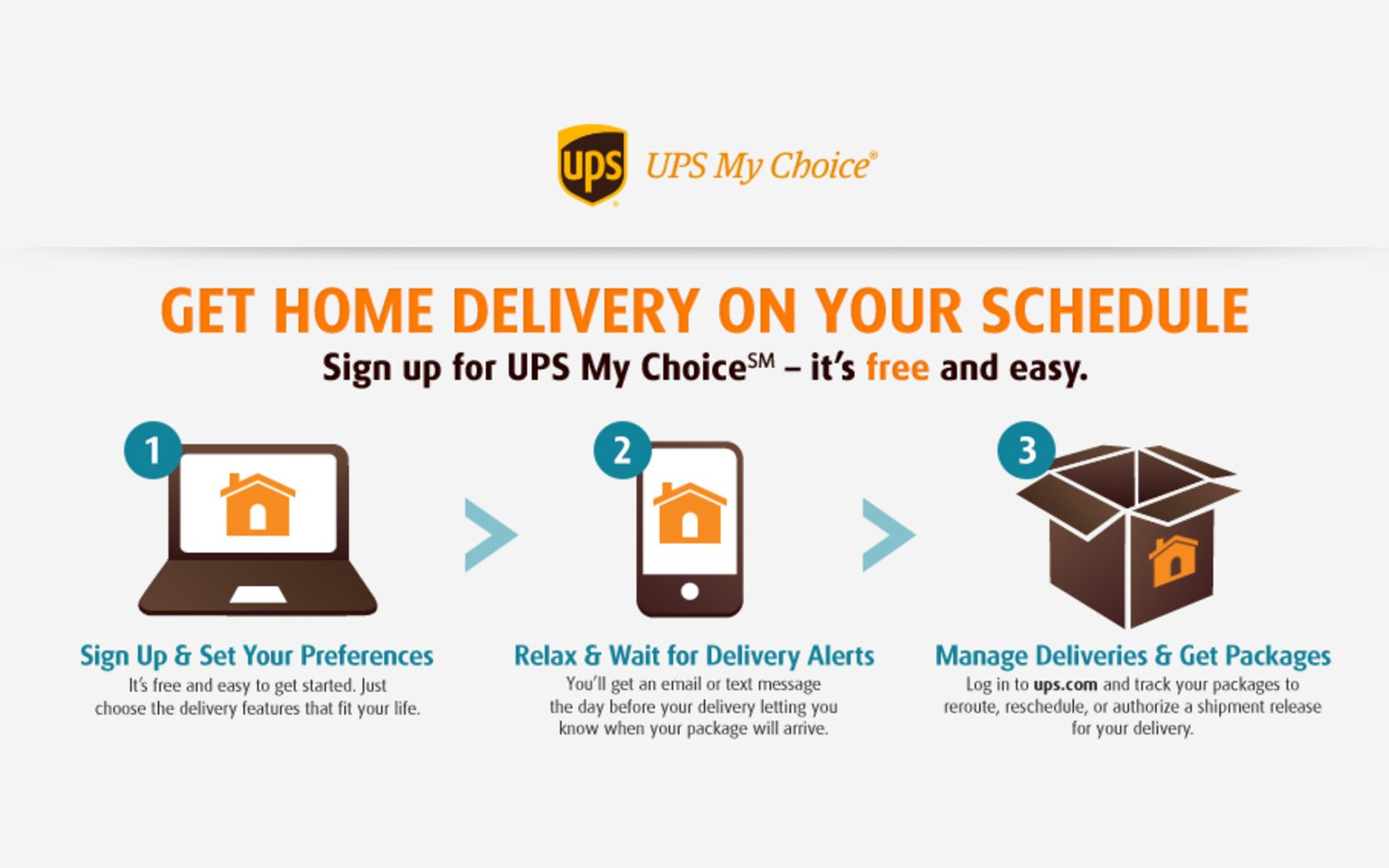 Ups My Choice Premium 1 Yr Membership Is Yours For Just 10 9to5toys