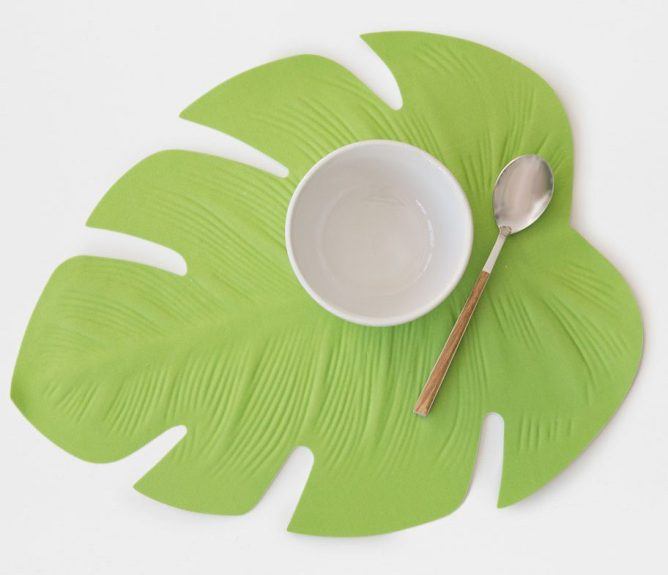 Zara Home Leaf Placemat