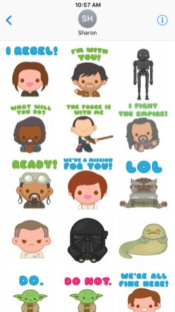 Star Wars Stickers-2