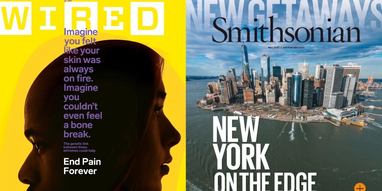 Wired, Dwell, GQ, Rolling Stone and more magazines from just over $4 ...