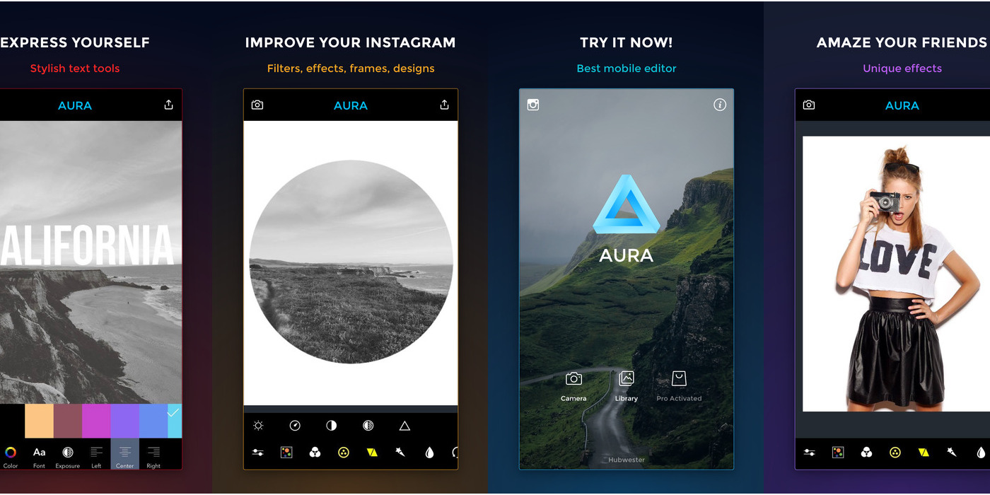 aura camera photo editor for ios now available for free reg 4