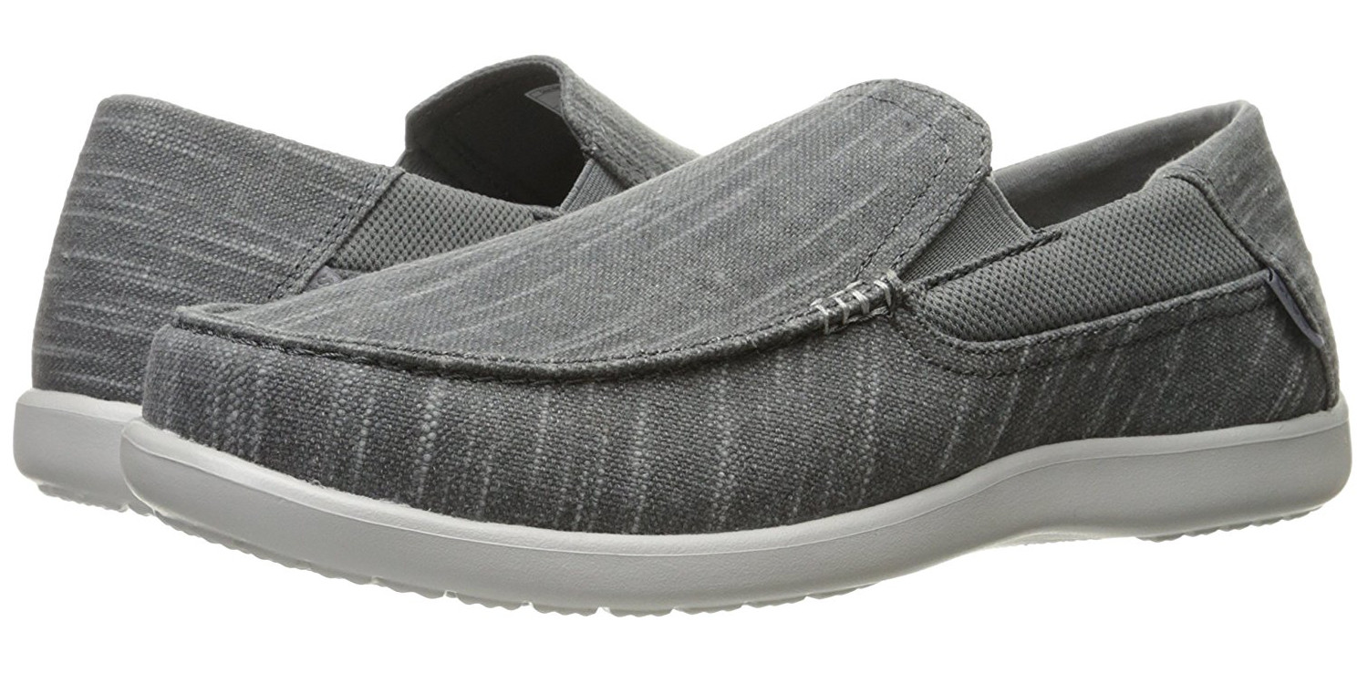 8a3d8c8a9 Amazon offers up to 50% off Crocs for today only  Santa Cruz Slip-Ons  36