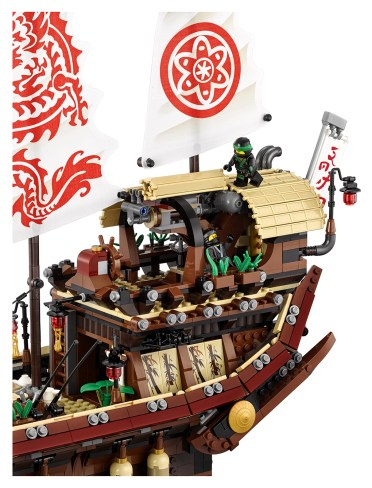 LEGO Ninjago City-Set-06