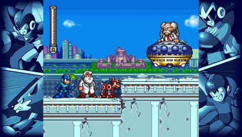 Mega Man Legacy Collection 2-3