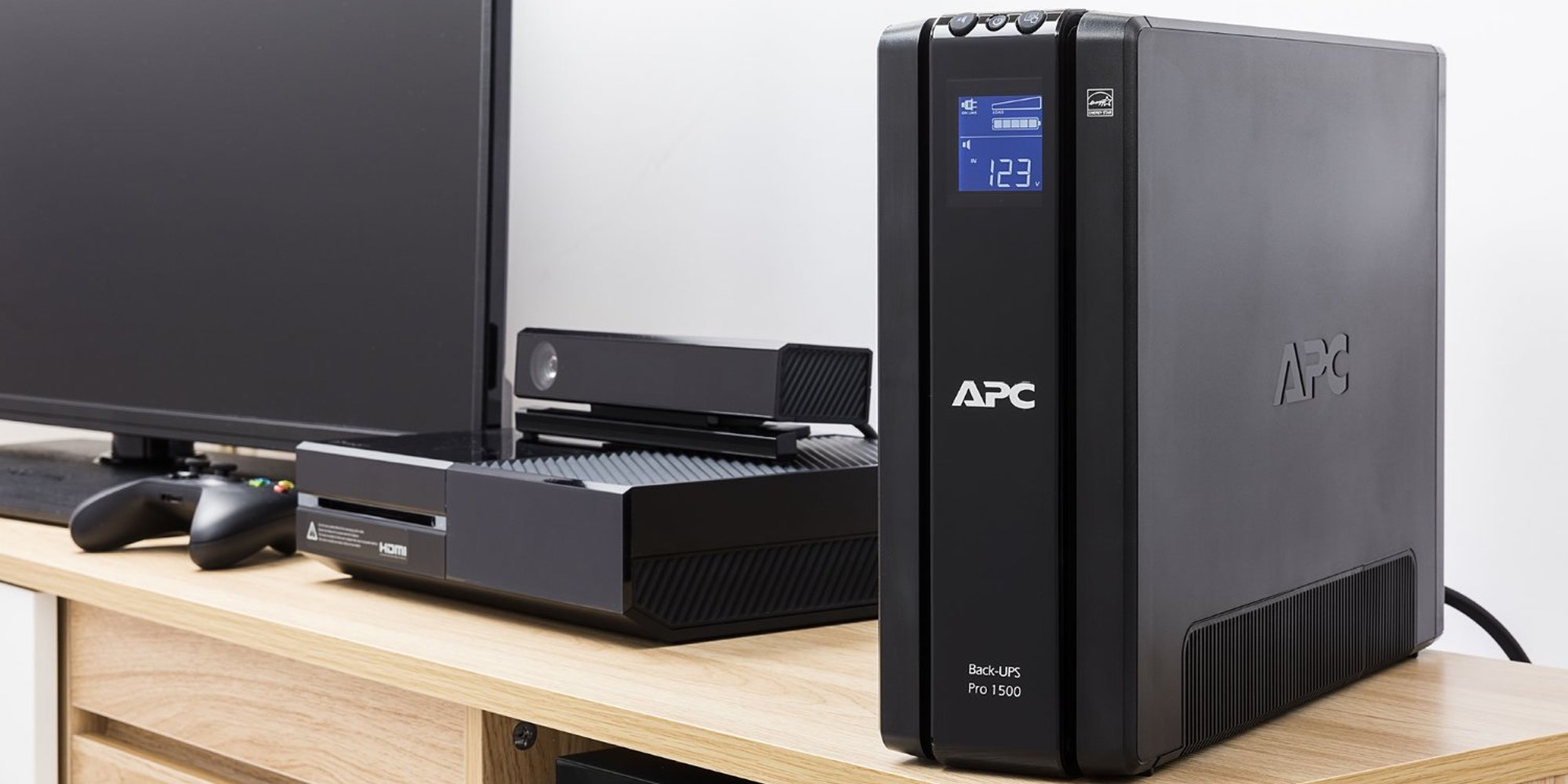 APC Back-UPS Pro 10-outlet Battery Backup and Surge Protector $120 shipped (Reg. $150+) - 9to5Toys